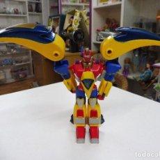 Figuras y Muñecos Transformers: ANTIGUO TRANSFORMER PLÁSTICO. Lote 163106746
