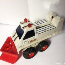 Figuras y Muñecos Transformers: TRANSFORMER - CAMION QUITANIEVES M.C. TOY 1980S // MC TOY TRANSFORMERS ROBOT. Lote 164968802