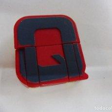 Figuras y Muñecos Transformers: ROBOT TRANSFORMER LETRA Q. Lote 165100822