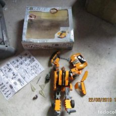Figuras y Muñecos Transformers: COCHE TRANSFORMABLE EN ROBOT Y VICEVERSA ESCALA 1:12 CON CAJA ORIGINAL.. Lote 165351126