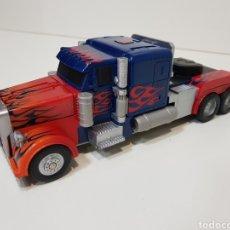 Figuras y Muñecos Transformers: HASBRO 2010 - TRANSFORMERS - FIGURA DE OPTIMUS PRIME. Lote 166058438