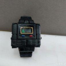 Figuras y Muñecos Transformers: ANTIGUO RELOJ TRANSFORMERS AÑOS 80. Lote 166114090