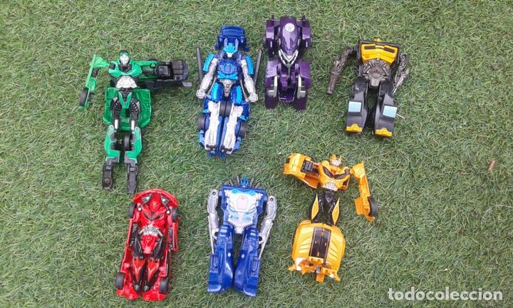 Figuras y Muñecos Transformers: Lote Transformers y Dinobots - Foto 2 - 167112432
