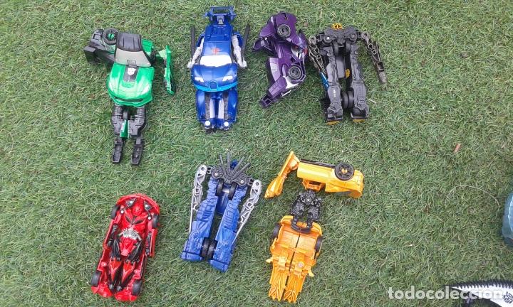 Figuras y Muñecos Transformers: Lote Transformers y Dinobots - Foto 3 - 167112432