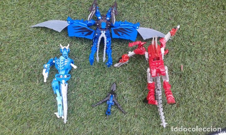 Figuras y Muñecos Transformers: Lote Transformers y Dinobots - Foto 7 - 167112432