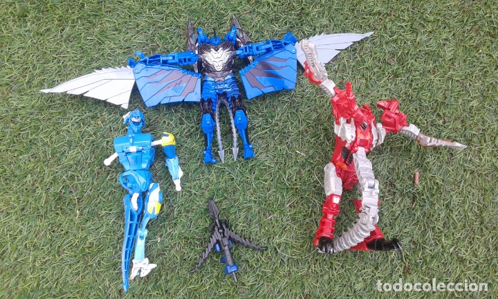 Figuras y Muñecos Transformers: Lote Transformers y Dinobots - Foto 8 - 167112432