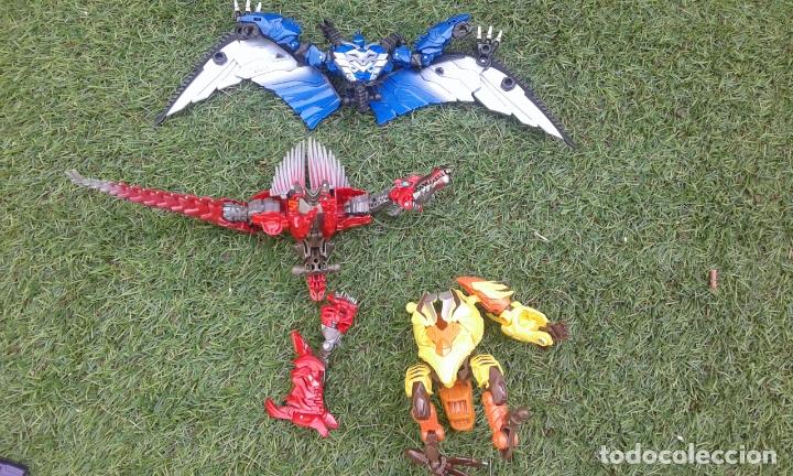 Figuras y Muñecos Transformers: Lote Transformers y Dinobots - Foto 10 - 167112432