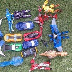 Figuras y Muñecos Transformers: LOTE TRANSFORMERS Y DINOBOTS. Lote 167112432