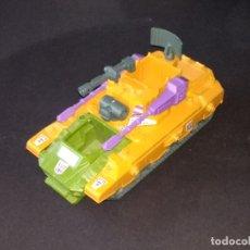 Figuras y Muñecos Transformers: TRANSFORMERS MICROMASTERS ANTI-AIRCRAFT BASE G1 HASBRO TAKARA (1989). Lote 167627948