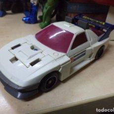 Figuras y Muñecos Transformers: COCHE RACING TRANSFORMERS.HASBRO TAKARA 1987.. Lote 169072956