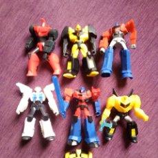 Figuras y Muñecos Transformers: LOTE FIGURAS TRANSFORMER MACDONALD. Lote 170393144
