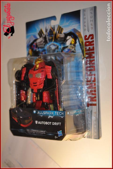 Figuras y Muñecos Transformers: AES1 - TRANSFORMERS HASBRO - AUTOBOT DRIFT ALLSPARK TECH - Foto 2 - 170492105