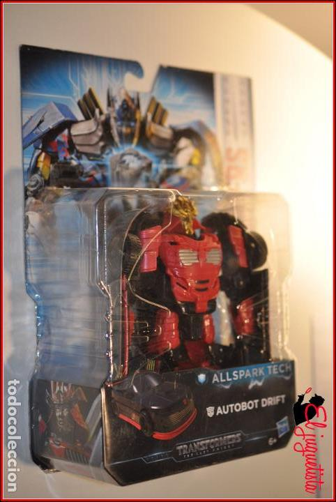 Figuras y Muñecos Transformers: AES1 - TRANSFORMERS HASBRO - AUTOBOT DRIFT ALLSPARK TECH - Foto 3 - 170492105