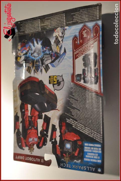 Figuras y Muñecos Transformers: AES1 - TRANSFORMERS HASBRO - AUTOBOT DRIFT ALLSPARK TECH - Foto 4 - 170492105