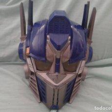 Figuras y Muñecos Transformers: MASCARA TRANSFORMERS DE HASBRO DEL 2006. Lote 171522665