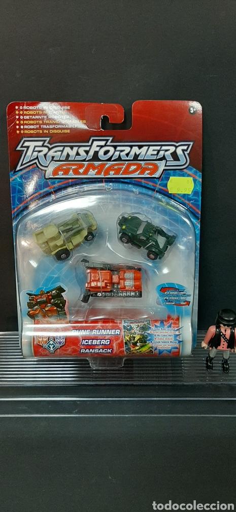 TRANSFORMERS ARMADA HASBRO (Juguetes - Figuras de Acción - Transformers)