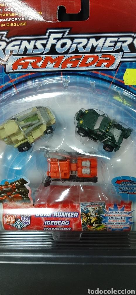 Figuras y Muñecos Transformers: Transformers armada hasbro - Foto 2 - 171541217