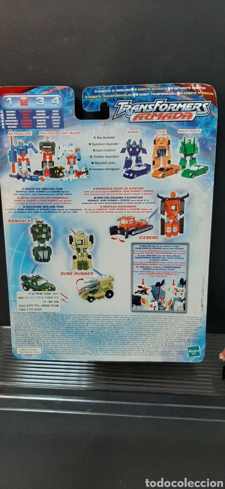 Figuras y Muñecos Transformers: Transformers armada hasbro - Foto 3 - 171541217