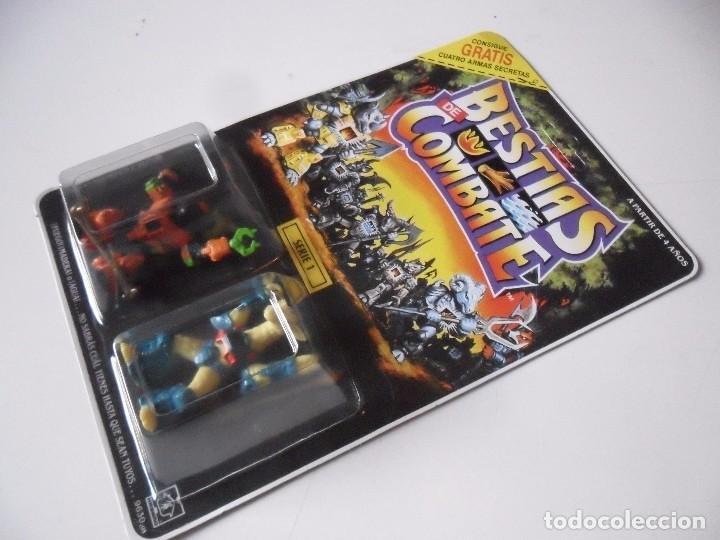 Figuras y Muñecos Transformers: BESTIAS DE COMBATE BATTLE BEASTS HARDTOP TORTIOSE & RUBBERNECK GIRAFFE TAKARA HASBRO 1986 - Foto 2 - 171696043