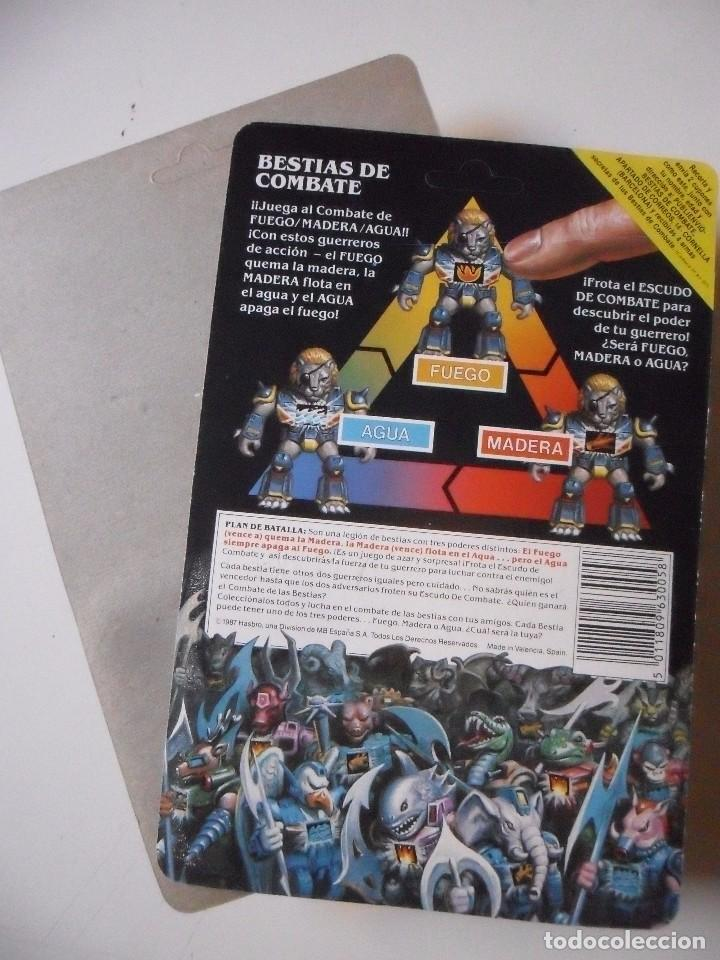 Figuras y Muñecos Transformers: BESTIAS DE COMBATE BATTLE BEASTS HARDTOP TORTIOSE & RUBBERNECK GIRAFFE TAKARA HASBRO 1986 - Foto 7 - 171696043