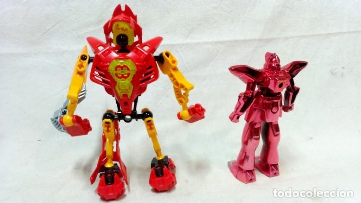 Figuras y Muñecos Transformers: LOTE 5 TRANSFORMERS. EL MAYOR MIDE 28cm DE ALTO. VER DESCRIPCIÓN. - Foto 4 - 172617968