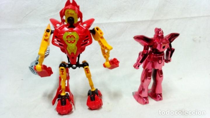 Figuras y Muñecos Transformers: LOTE 5 TRANSFORMERS. EL MAYOR MIDE 28cm DE ALTO. VER DESCRIPCIÓN. - Foto 5 - 172617968