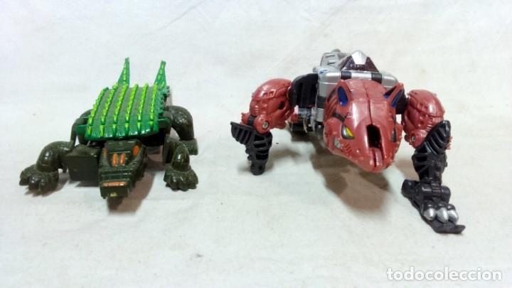 Figuras y Muñecos Transformers: LOTE 5 TRANSFORMERS. EL MAYOR MIDE 28cm DE ALTO. VER DESCRIPCIÓN. - Foto 6 - 172617968