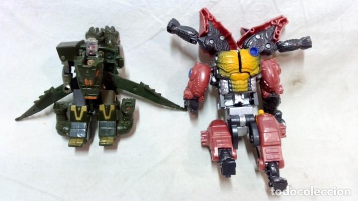 Figuras y Muñecos Transformers: LOTE 5 TRANSFORMERS. EL MAYOR MIDE 28cm DE ALTO. VER DESCRIPCIÓN. - Foto 8 - 172617968