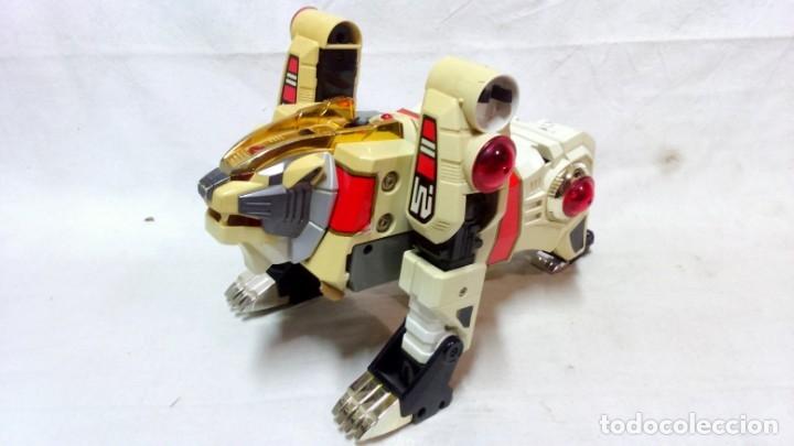 Figuras y Muñecos Transformers: LOTE 5 TRANSFORMERS. EL MAYOR MIDE 28cm DE ALTO. VER DESCRIPCIÓN. - Foto 9 - 172617968