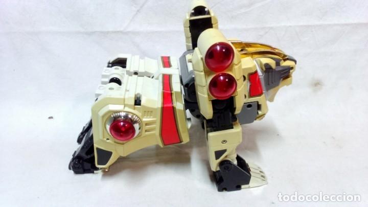 Figuras y Muñecos Transformers: LOTE 5 TRANSFORMERS. EL MAYOR MIDE 28cm DE ALTO. VER DESCRIPCIÓN. - Foto 10 - 172617968
