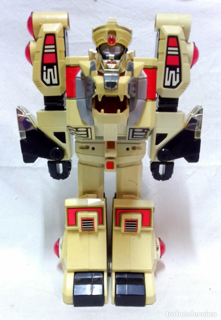 Figuras y Muñecos Transformers: LOTE 5 TRANSFORMERS. EL MAYOR MIDE 28cm DE ALTO. VER DESCRIPCIÓN. - Foto 11 - 172617968
