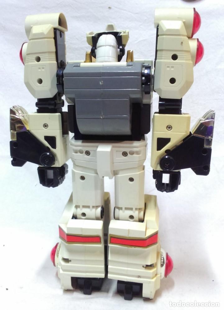 Figuras y Muñecos Transformers: LOTE 5 TRANSFORMERS. EL MAYOR MIDE 28cm DE ALTO. VER DESCRIPCIÓN. - Foto 13 - 172617968