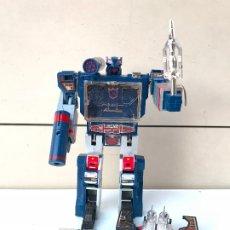 Figuras y Muñecos Transformers: TRANSFORMER SOUNDWAVE G1 - KO KNOCKOFF BOOTLEG - GRAN TAMAÑO. Lote 174473779