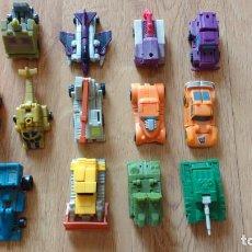 Figuras y Muñecos Transformers: LOTE TRANSFORMERS TAKARA AÑOS 80. Lote 174512588