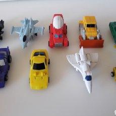 Figuras y Muñecos Transformers: MINI TRANSFORMERS HASBRO/TAKARA. Lote 175024249