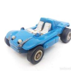 Figuras y Muñecos Transformers: ESCASO BUGUI TRANSFORMER REFERENCIA ROBO MR-08 POPY BLUE FABRICADO EL 1982 EN JAPÓN, BUGGY. Lote 175255235