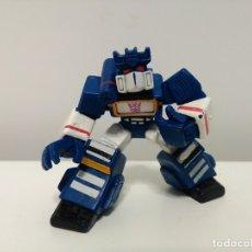 Figuras y Muñecos Transformers: FIGURA TRANSFORMERS - ROBOT HEROES - SOUNDWAVE - DECEPTICON. Lote 175923130