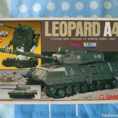 Figuras y Muñecos Transformers: LEOPART A4 DX ROBO MACHINE BANDAI TRANSFORMERS. Lote 176160705