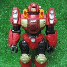 Figuras y Muñecos Transformers: ROBOT TRANSFORMERS LUZ SONIDO Y MOVIMIENTO HAPPY KID TOY 2008 31CM. Lote 176171800