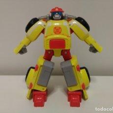 Figuras y Muñecos Transformers: FIGURA EXCLUSIVA DE AMAZON DEL AUTOBOT HEATWAVE THE FIRE-BOT DE LA SERIE TRANSFORMERS RESCUE BOTS. Lote 176475153