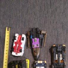 Figuras y Muñecos Transformers: LOTE DE TRANSFORMERS ANTIGUOS. Lote 177326309