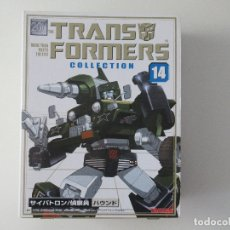 Figuras y Muñecos Transformers: TRANSFORMERS TAKARA COLLECTION 14 HOUND.. Lote 177723584