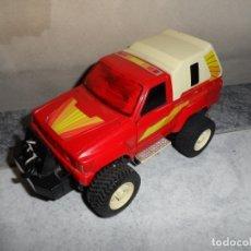 Figuras y Muñecos Transformers: FIGURA ROBO MACHINE (GOBOTS) THE WINCH TOYOTA HILUX 1984 BANDAI. Lote 177937935