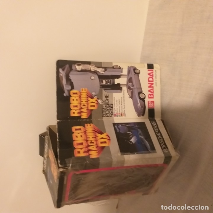 Figuras y Muñecos Transformers: ROBO MACHINE DX Porsche 928 S bandai - Foto 4 - 178371468
