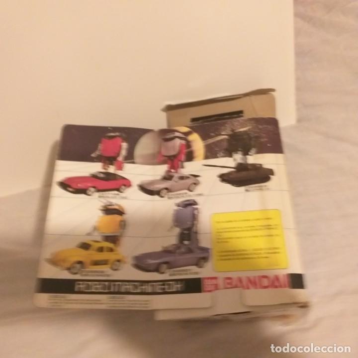 Figuras y Muñecos Transformers: ROBO MACHINE DX Porsche 928 S bandai - Foto 12 - 178371468