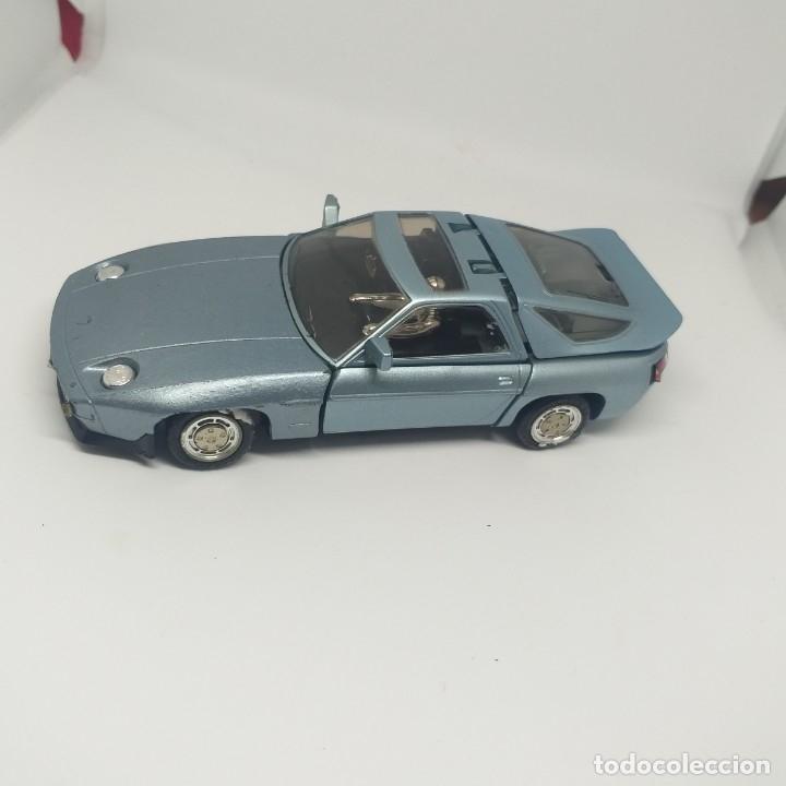 Figuras y Muñecos Transformers: ROBO MACHINE DX Porsche 928 S bandai - Foto 7 - 178371468