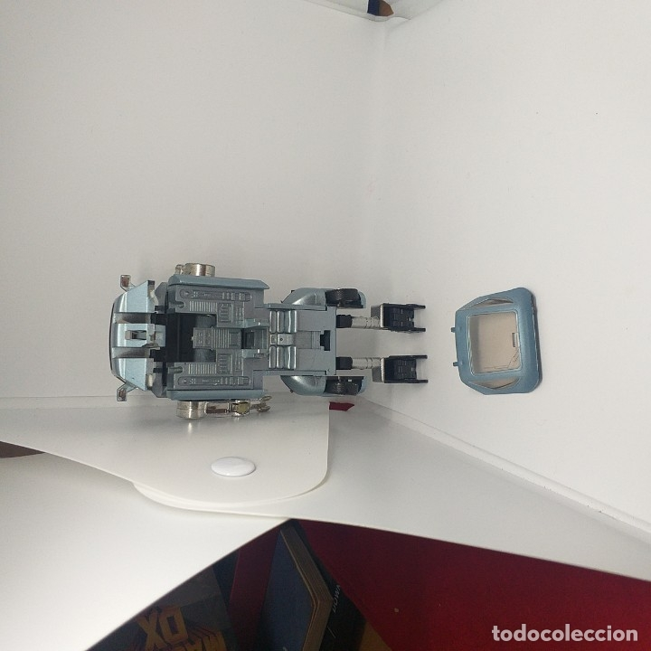Figuras y Muñecos Transformers: ROBO MACHINE DX Porsche 928 S bandai - Foto 16 - 178371468