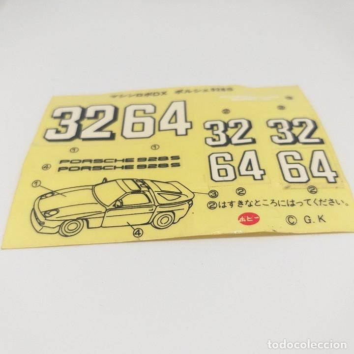 Figuras y Muñecos Transformers: ROBO MACHINE DX Porsche 928 S bandai - Foto 21 - 178371468