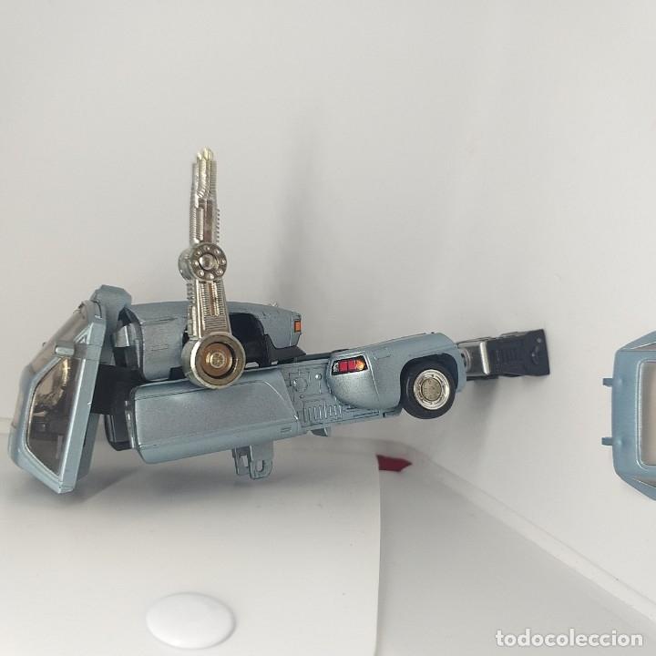 Figuras y Muñecos Transformers: ROBO MACHINE DX Porsche 928 S bandai - Foto 22 - 178371468