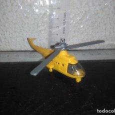 Figuras y Muñecos Transformers: MUÑECO FIGURA HELICÓPTERO GUISVAL PDP. Lote 178993230